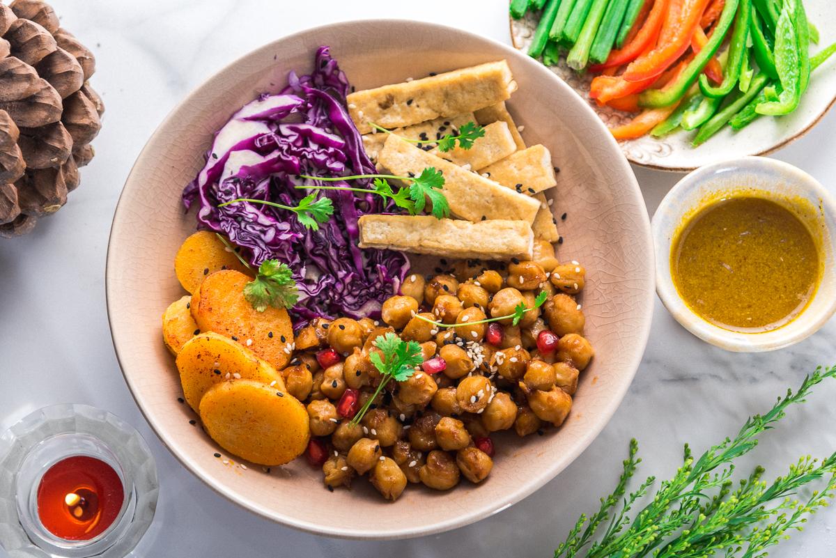 buddha bowl, glutenfree recipe, glutenfreeindian