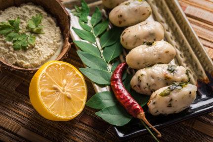 rice dumplings, south indian recipes, glutenfree recipes, glutenfreeindian