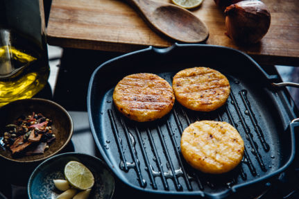 Chicken Mince Lentil Shaami Kebab recipe