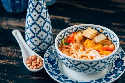 Thai Vegan Red Curry Recipe