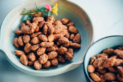 Danish Burnt Almonds Gluten Free Recipe