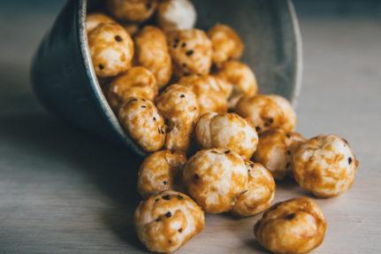 Jaggery Caramelized Foxnut