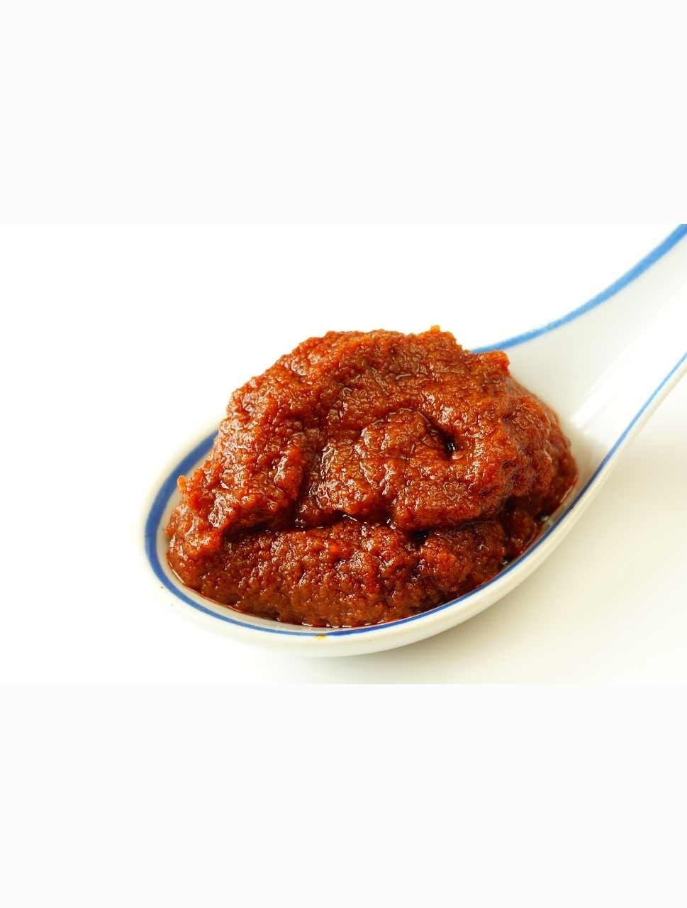 vegan homemade thai red curry paste