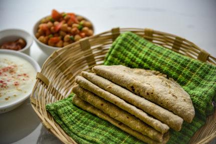 Gluten Free Chapati Recipe