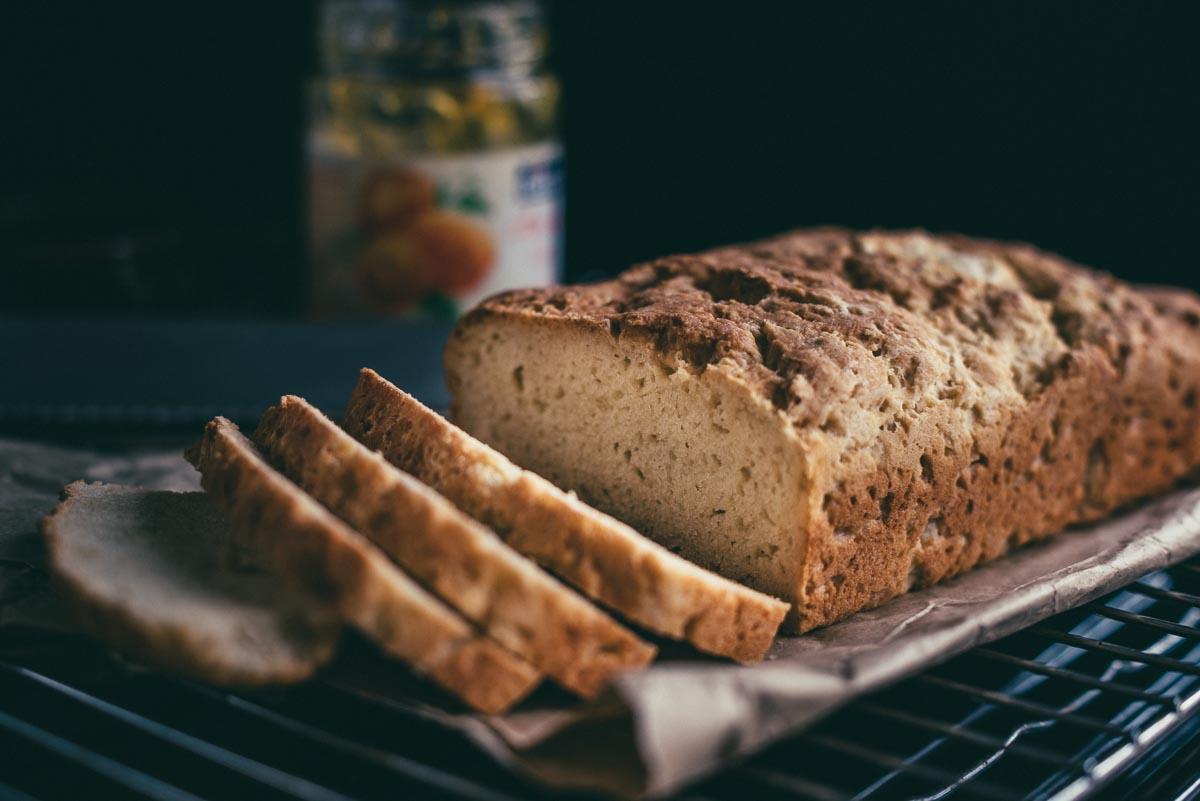 soft gluten free bread recipe