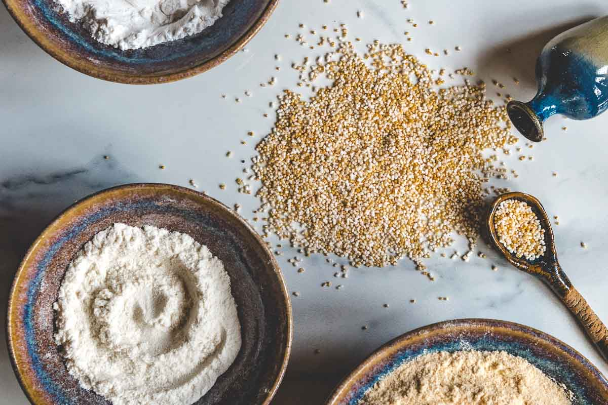 Homemade Gluten free All Purpose Flour Recipe