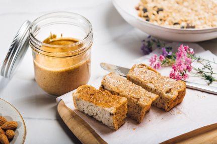 Vegan Gluten free Almond butter made