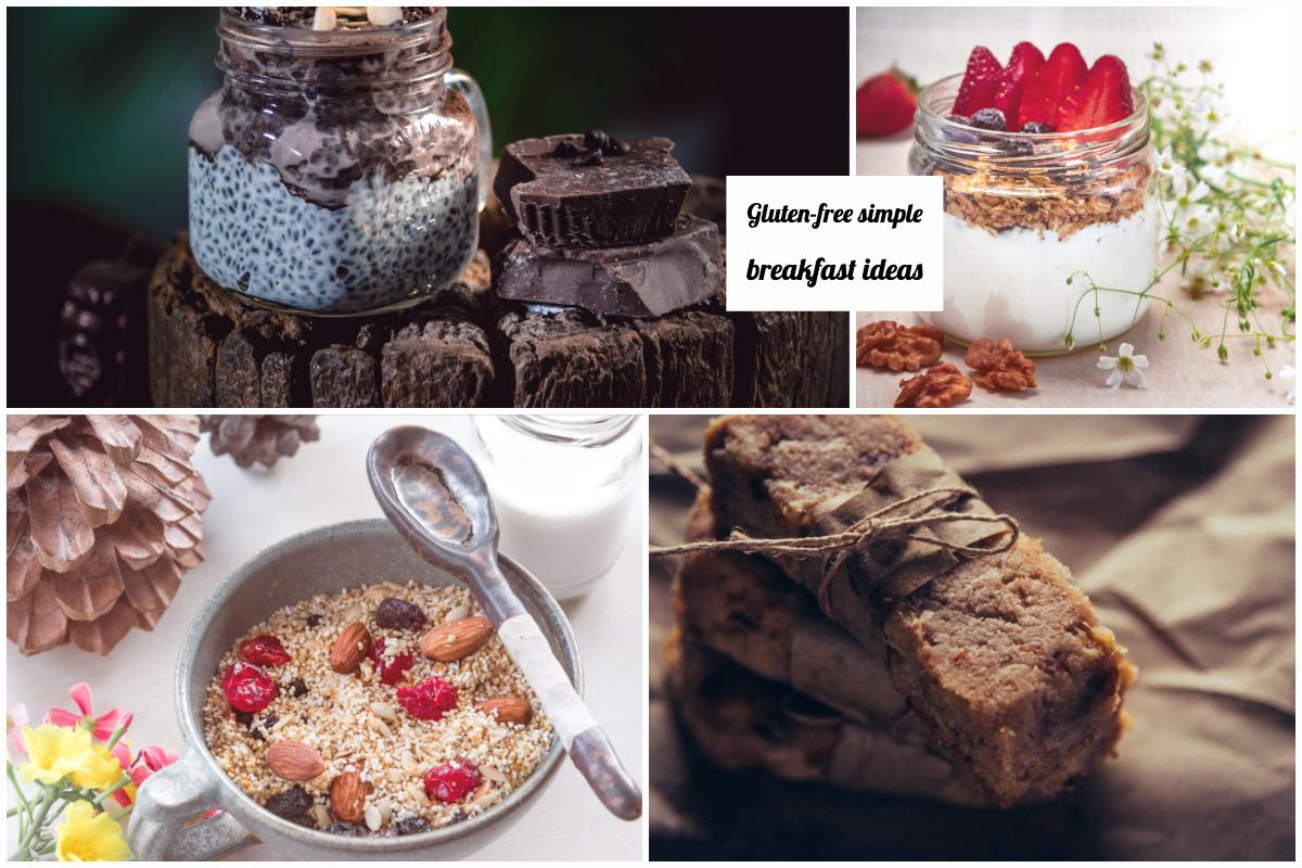 gluten free breakfast ideas