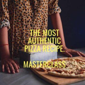 Authentic Pizza Recipe