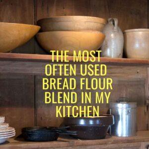 Bread Blend Recipe
